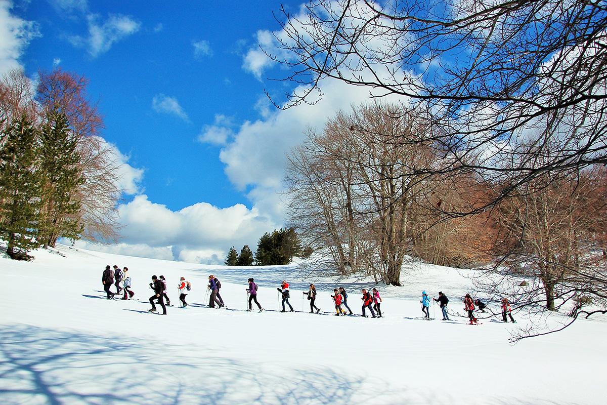 6 consigli per l'abbigliamento da trekking invernale