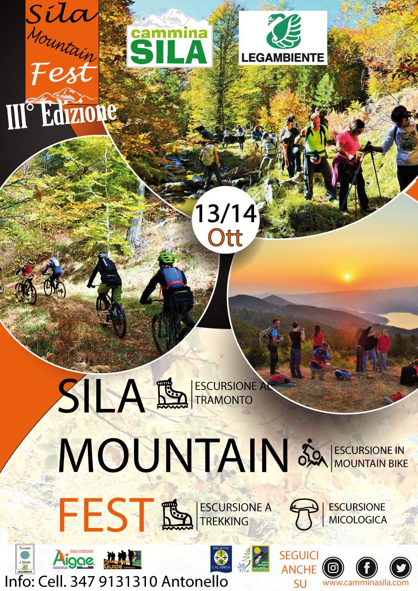 """""""Sila Mountain Fest III° Edizione"""""""
