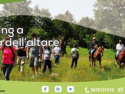 Trekking a Pietra dell'Altare Giovedì 12 Agosto