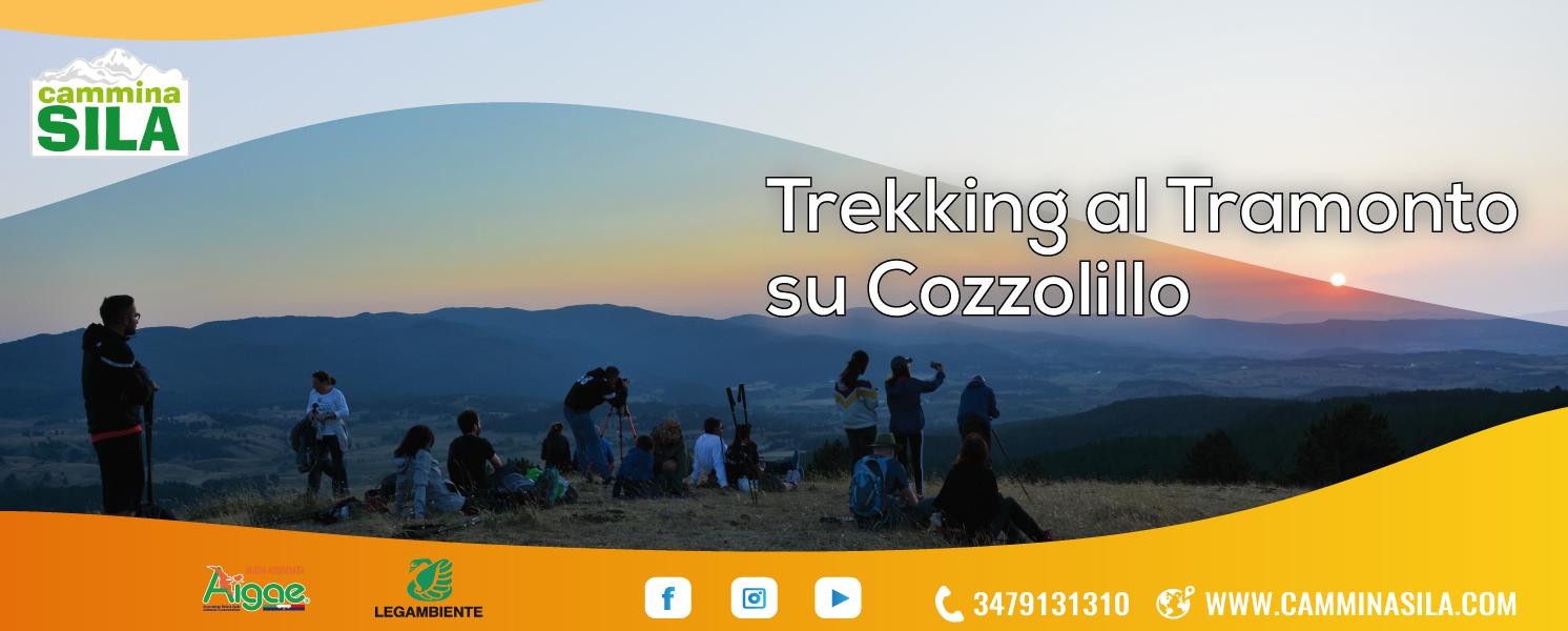 Trekking al Tramonto in Sila