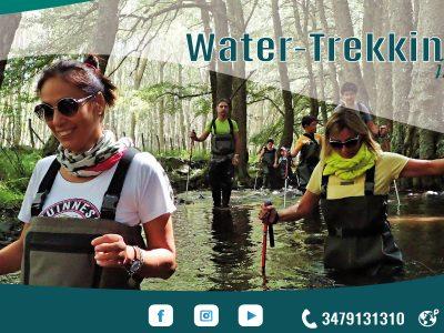 Water-Trekking in Sila Domenica 08 Agosto