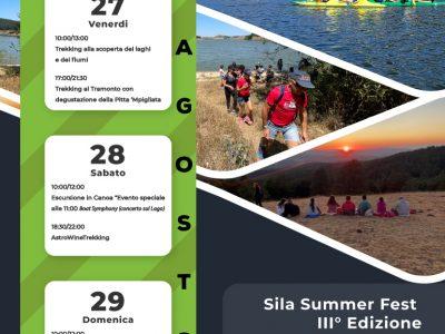 Sila Summer Fest III° Edizione