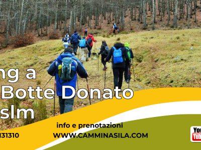 Domenica 03 Ottobre Trekking a Monte Botte Donato 1928m slm